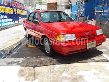 Foto Ford Topaz GS Aut Equipado usado (1993) color Rojo precio $58,000