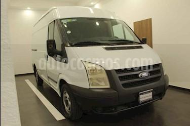 Foto venta Auto usado Ford Transit Custom Chasis Corta Di (2011) color Blanco precio $169,000