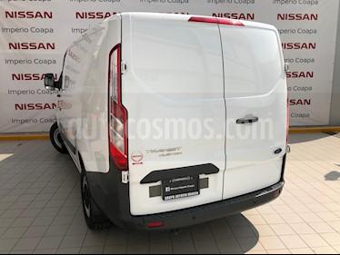 Ford Transit Custom VAN Corta Aa Doble Puerta Lateral usado (2014) color Blanco Nieve precio $229,000
