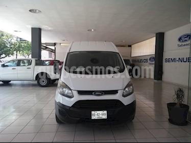 Foto venta Auto usado Ford Transit Custom Transit Van Corta Diesel (2014) color Blanco Oxford precio $240,000