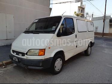 Ford Transit 120 S DA usado (1997) color Blanco precio $200.000