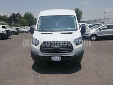 Foto venta Auto usado Ford Transit DiA©sel Chasis Mediana (2017) color Blanco precio $389,000