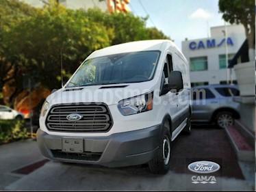 Foto venta Auto usado Ford Transit Diesel 15 Pasajeros (2018) color Blanco precio $469,900