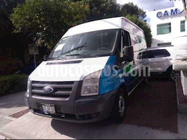 Foto venta Auto usado Ford Transit Diesel 15 Pasajeros (2011) color Blanco precio $184,900