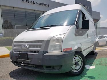 Foto venta Auto usado Ford Transit Diesel Chasis Cabina Mediana (2013) color Blanco precio $255,000