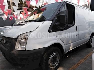 Foto venta Auto Seminuevo Ford Transit Diesel Van Jumbo (2013) color Blanco precio $210,000