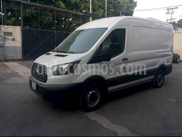 Foto venta Auto usado Ford Transit Diesel Van Jumbo (2018) color Blanco precio $707,000