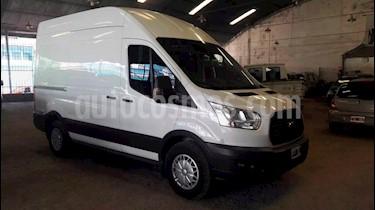 Foto venta Auto usado Ford Transit Furgon Mediano 2.2L TDi (2015) color Blanco Oxford precio $789.800