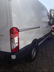 Ford Transit Gasolina Van Mediana nuevo color Negro precio $596,600