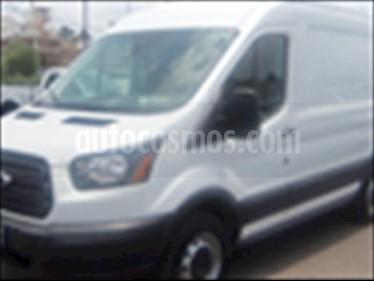 Foto venta Auto usado Ford Transit Gasolina Van (2017) color Blanco precio $389,000