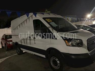 Ford Transit Gasolina Van usado (2015) color Blanco precio $264,900