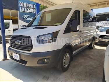 Foto Ford Transit Diesel 15 Pasajeros usado (2019) color Blanco precio $557,000