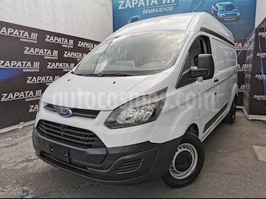 Ford Transit Gasolina Van usado (2015) color Blanco precio $295,000