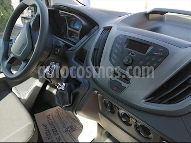 Ford Transit VAN CHASIS CAB 350M RWD 2.2L PUMA usado (2018) color Blanco precio $525,000