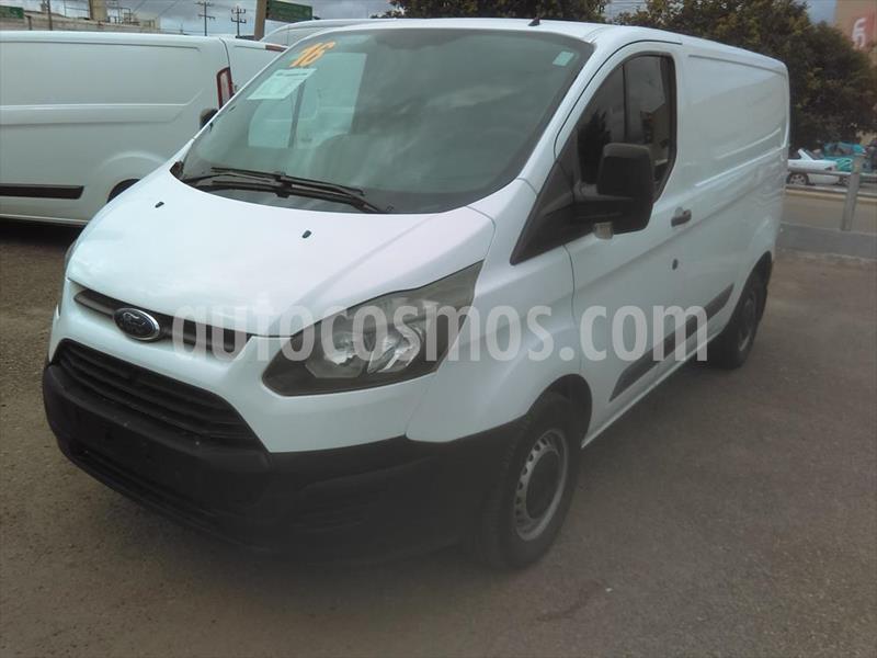 Ford Transit VAN DIESEL CORTA usado (2016) color Blanco precio $280,000