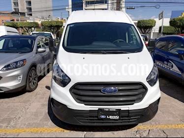 Ford Transit DIESEL TECHO ALTO usado (2019) color Blanco precio $459,900