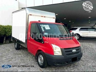 Foto venta Auto usado Ford Transit Transit Chassis Cab Diesel (2010) color Rojo Mexicano precio $195,800