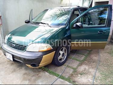 foto Ford Windstar GL Básica usado (2002) color Verde precio $45,000