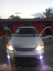Foto venta Auto usado Ford Windstar LX Basica (2003) color Gris precio $53,000
