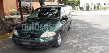 Ford Windstar LX Plus usado (2002) color Verde precio $40,500