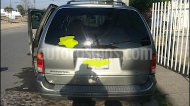 Foto venta Auto usado Ford Windstar LX (2003) color Gris Plata  precio $45,000