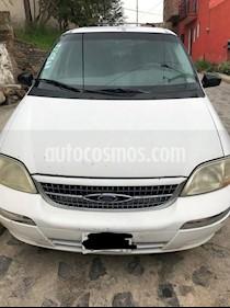 Ford Windstar SE usado (2000) color Blanco precio $40,000