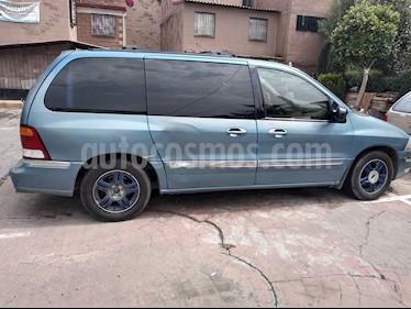 Ford Windstar SE usado (2003) color Azul Electrico precio $47,000