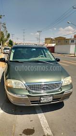 Ford Windstar SEL usado (2003) color Verde precio $68,000