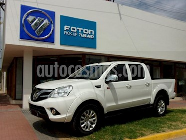 Foton Tunland Luxury 2.8 Cummins 4x4 Doble Cabina usado (2019) color Blanco precio $1.142.000