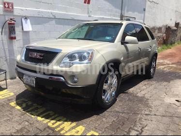 Foto venta Auto usado GMC Acadia 5p C V6/3.6 Aut 7/Pas (2012) color Beige precio $250,000