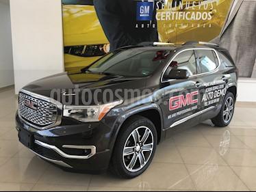 Foto venta Auto usado GMC Acadia 5p Denali V6/3.6 Aut (2018) color Gris precio $741,499