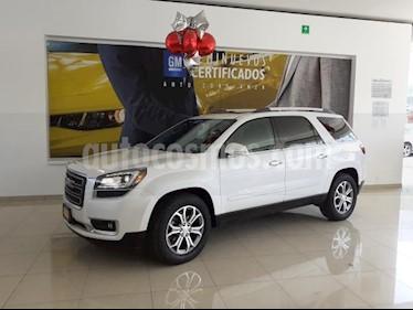 Foto venta Auto usado GMC Acadia 5p SLT1 V6/3.6 Aut (2016) color Blanco precio $415,900