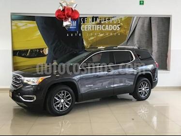 Foto venta Auto usado GMC Acadia 5p SLT1 V6/3.6 Aut (2017) color Azul Marino precio $548,900