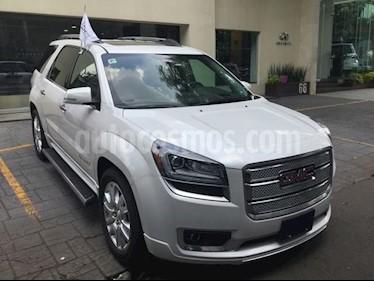 Foto venta Auto usado GMC Acadia ACADIA DENALI PAQUETE E AWD (2016) precio $450,000
