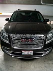 Foto venta Auto usado GMC Acadia Denali (2014) color Negro Grafito precio $3,600,000