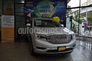 Foto venta Auto usado GMC Acadia Denali (2018) color Plata precio $659,000