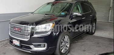 Foto venta Auto usado GMC Acadia Denali (2014) color Negro precio $334,900