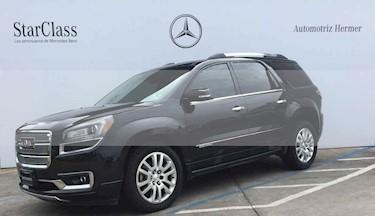Foto venta Auto usado GMC Acadia Denali (2015) color Negro precio $359,900