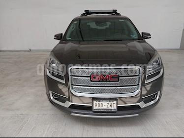 Foto venta Auto usado GMC Acadia Denali (2015) color Negro precio $369,000