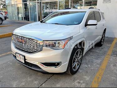 Foto venta Auto usado GMC Acadia Denali (2017) color Blanco precio $580,000