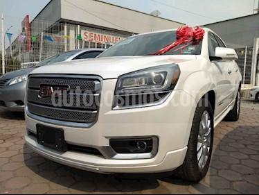 Foto venta Auto usado GMC Acadia Denali (2016) color Blanco precio $410,000