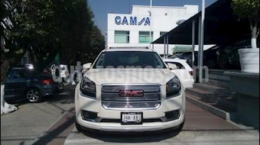 Foto venta Auto usado GMC Acadia Denali (2015) color Blanco precio $405,900