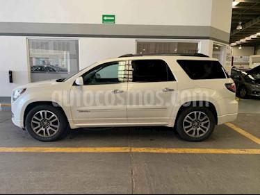 Foto venta Auto usado GMC Acadia Denali (2014) color Blanco precio $325,500