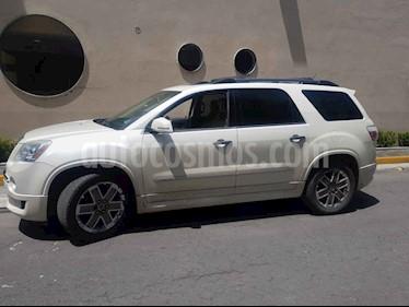 Foto venta Auto usado GMC Acadia Denali (2012) color Blanco precio $210,000