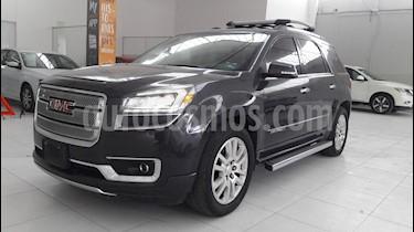 Foto venta Auto usado GMC Acadia Denali (2015) color Negro Grafito precio $369,000