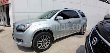 Foto venta Auto usado GMC Acadia Denali (2013) color Plata precio $289,000