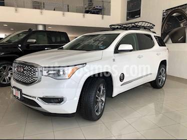 Foto venta Auto usado GMC Acadia Denali (2017) color Blanco precio $680,000
