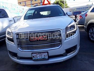 Foto venta Auto usado GMC Acadia Denali (2016) color Blanco precio $490,000