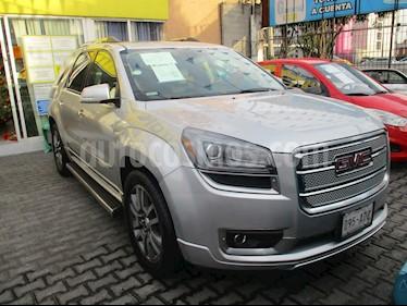 Foto venta Auto usado GMC Acadia Denali (2014) color Plata precio $420,000