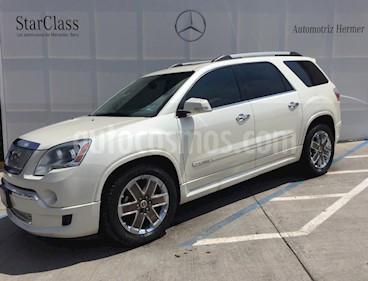 Foto venta Auto usado GMC Acadia Denali (2012) color Blanco precio $239,900